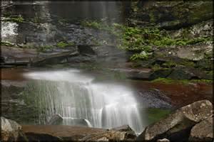 Rainbow Falls Great Smoky Mountains TN