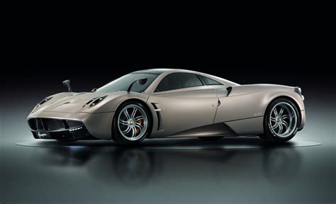 2018 Pagani Huayra Supercar Official Picture New Carused