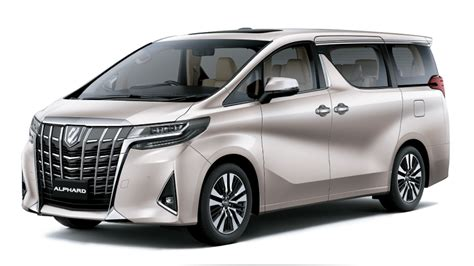 Toyota Alphard by 2019 Toyota Alphard Philippines Price Specs Review