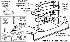1956-52 Trans Mount - Diagram View