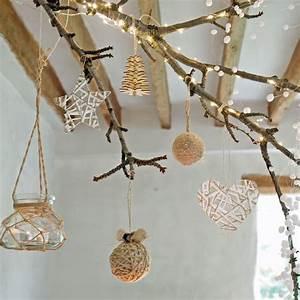 Branches Deco Interieur : arbre deco noel deco noel maison interieur klicit ~ Teatrodelosmanantiales.com Idées de Décoration