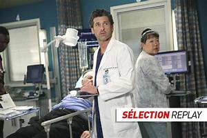 Tf1 Replay Serie : replay grey 39 s anatomy tf1 l 39 pisode choc du d part de patrick dempsey news t l 7 jours ~ Maxctalentgroup.com Avis de Voitures