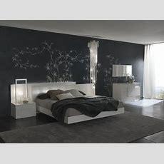 Excellent Black Bedroom Image Gallery  Nesting Ideas