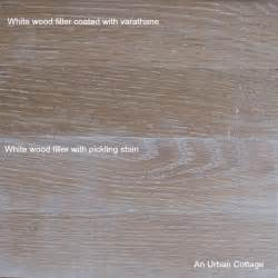 an urban cottage testing floor finishes