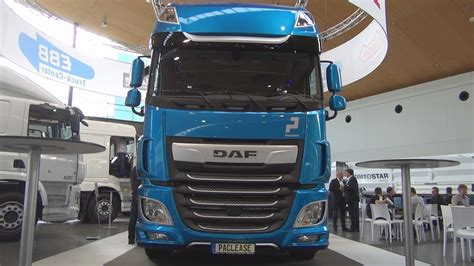 daf xf  ssc ld tractor truck  exterior