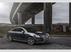 2017 Manhattan Grey Metallic Audi A4 #2017 #Audi #A4 #