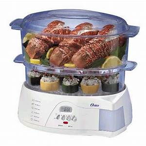 Quart Food Steamer   Latest Trends in Home Appliances