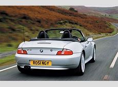 BMW Z3 Roadster Review 1996 2002 Parkers