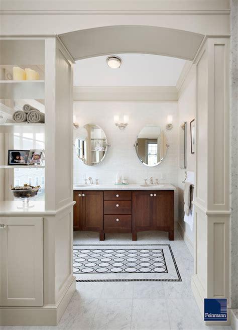 bathroom rug ideas houzz quot tile rug quot on bathroom floor