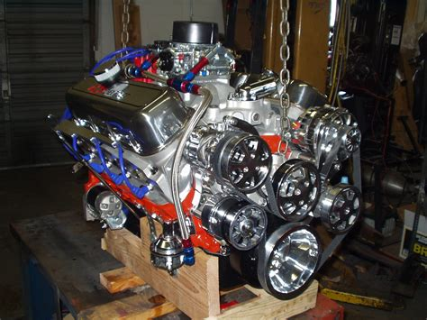 Gm Performance 350 Small Block Chevy Crate Engine, Gm