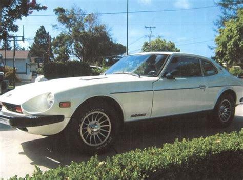 1977 Datsun 280z For Sale by 1977 Datsun 280z For Sale San Jose California