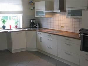 Arbeitsplatte Küche Preis : jahr alte einbauk che primo von nobilia f rmig front creme ~ Michelbontemps.com Haus und Dekorationen