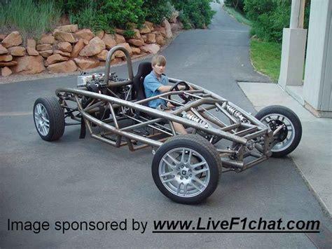 Homemade Ariel Atom Car, ariel atom you - JohnyWheels