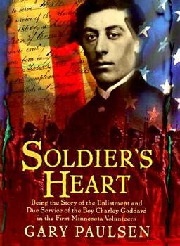 soldiers heart  gary paulsen study guide chapter