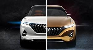 Pininfarina And HKG Reveal New H600 And K350 Concepts In ...
