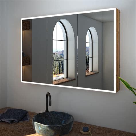 spiegelschrank mit schiebetür spiegelschrank nach ma 223 mit led credo 989705563