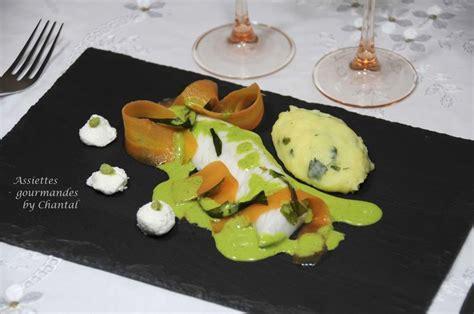 recettes cuisine corse filets de poisson au beurre de cresson purée aux algues