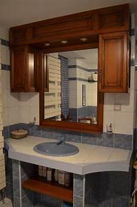 meuble salle de bain rustique meuble salle de bain With meuble salle de bain rustique