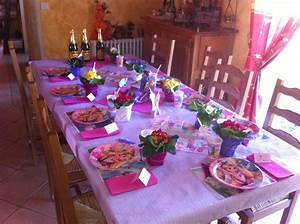 Decoration Anniversaire Fille : d coration pour anniversaire enfant blog de magie ~ Teatrodelosmanantiales.com Idées de Décoration