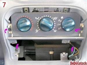 Tableau De Bord Twingo : comment changer radiateur de chauffage twingo 1 blog sur les voitures ~ Gottalentnigeria.com Avis de Voitures