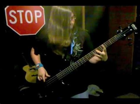 For Whom The Bell Tolls Bass Cover by Metallica For Whom The Bell Tolls Live 1985 With Solo