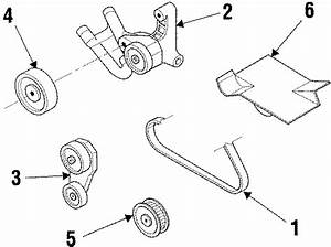 Pontiac Grand Prix Serpentine Belt  Design  Liter  Drive