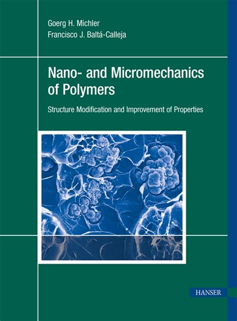 nano  micromechanics  polymers hanser publications
