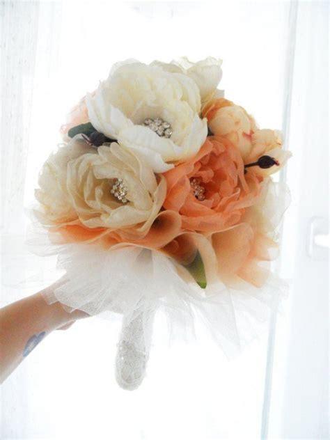 diy silk flower wedding bouquets wedding and bridal