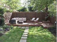 interesting patio gardens design ideas 20 Cheap Landscaping Ideas For Backyard