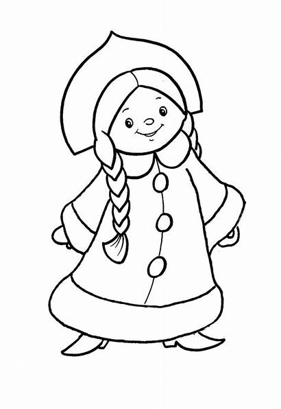 Coloring Pages Printable Person Cartoon Getcoloringpages Adult