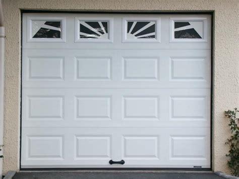 porte de garage sectionnelle castorama les portes de garage