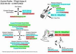 Control Profile  Thrustmaster Tflight Hotas X  Open Beta 1 5 And Closed Alpha 2 0