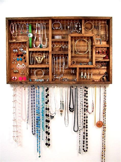 23 Creative Jewelry Organization Ideas  Style Motivation. Picture Ideas For Kitchen. Finger Painting Ideas Valentines Day. Studio Apartment Arrangement Ideas. Drawing Ideas Now You Can Draw. Storage Ideas Living Room. Bathroom Color Ideas With Dark Vanity. Garage Workstation Ideas. Great Bathroom Ideas Pictures