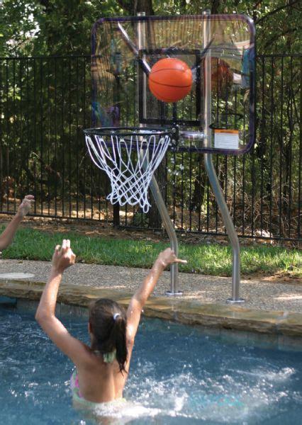 sr smith swim  dunk basketball game stanless steel dual po