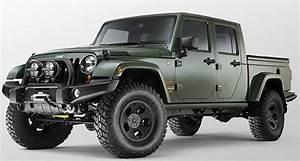Jeep Wrangler Pick Up : it 39 s finally happening the jeep wrangler pickup truck ~ Medecine-chirurgie-esthetiques.com Avis de Voitures