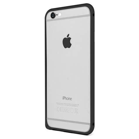 bumper iphone 6 bumper pro aluminio negro para iphone 6 accesorio