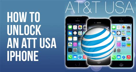 19206 how to unlock an at t iphone how to unlock an iphone from at t usa unlockbase 19206