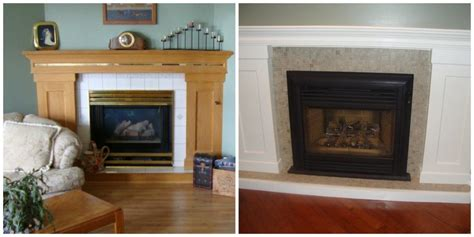 How To Update Your Fireplace  5 Easy Ideas