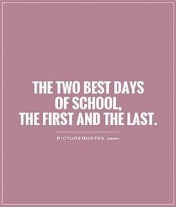 School Days Funny Quotes. QuotesGram