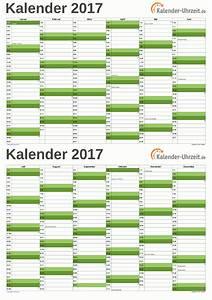 Aussaatkalender 2017 Pdf : kalender 2017 zum ausdrucken kostenlos ~ Whattoseeinmadrid.com Haus und Dekorationen