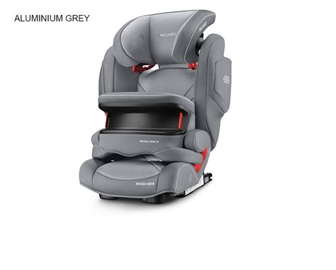 monza is recaro child seat i iii