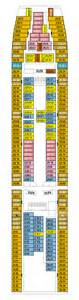 Rhapsody Of The Seas Deck Plan Pdf by Rhapsody Of The Seas Deck Two Royal Caribbean International