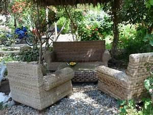 Sitzecke Garten Rattan : sitzecke im garten relax im gr nen ~ Lateststills.com Haus und Dekorationen