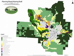 Missoula County Finalizes Land Use Map To Guide