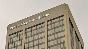 What does sale mean for the Union-Tribune's independence ...