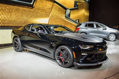 2000 Camaro Ss Horsepower by 2017 Chevy Camaro 1le Performance Specs Gm Authority
