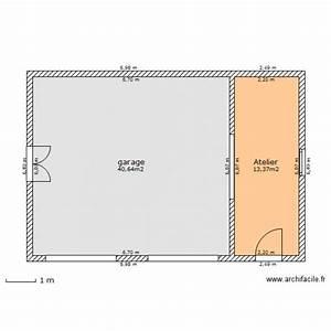 Garage 2 Voitures : garage 2 voitures atelier plan surface plan 2 pi ces 54 ~ Melissatoandfro.com Idées de Décoration