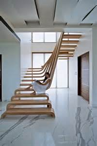 Boule De Re D Escalier En Bois by Escaliers En Bois Int 233 Rieur Et Ext 233 Rieur Id 233 Es Sur Les Designs
