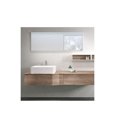 Mobile Bagno Sospeso mobile bagno sospeso hafro geromin str8 sagomato 180x50