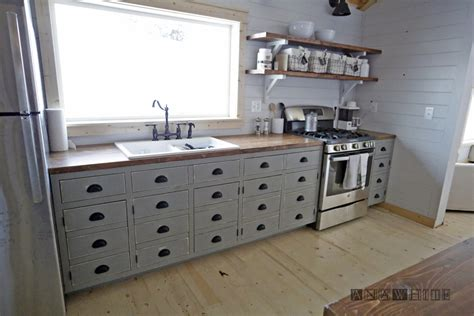 diy kitchen cabinets plans ana white diy apothecary style kitchen cabinets diy